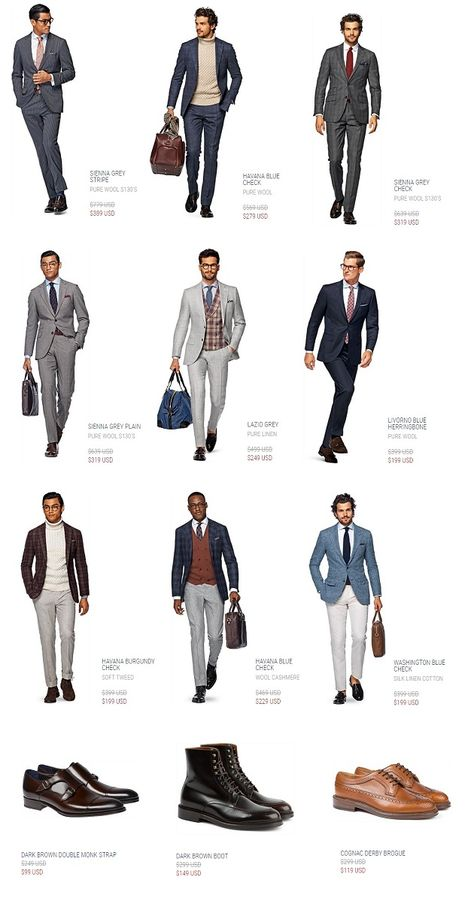 The Suitsupply Online Outlet is OPEN  FIRSTACCESS =Access to Suitsupplys reopened Online Outlet  WARNING: All sales are final here.No returns or exchanges. But this is stillkind of a big deal. For a few years therethe outlet was no more. But it seems like its now opening once or twice a year again (for a winter and summer clearance. And now? Its back offering last season suits jackets shoes and more at a fraction of the price.  But again all sales are final. And some of the patterns and colors c