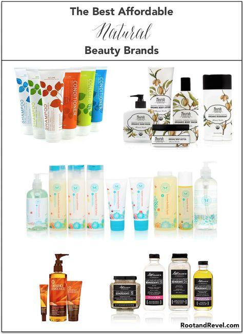 affordable organic skin care