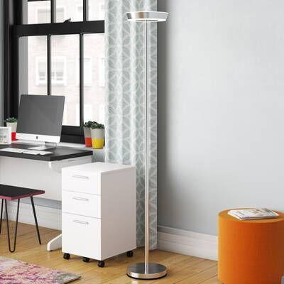 Tregenna 60 Led Floor Lamp Torchiere Floor Lamp Led Floor Lamp Floor Lamp