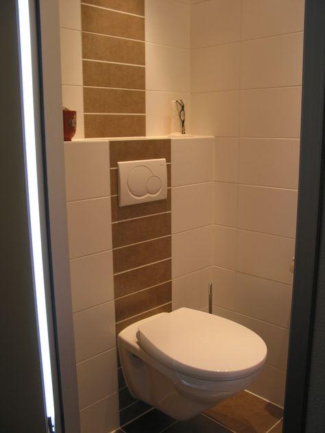 Huis inrichting toilet badkamer on pinterest toilets met and concrete bathroom - Deco toilet ideeen ...