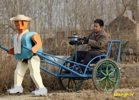 ۳۰ اختراع ساده که توسط مردم عادی در چین صورت گرفته Inventions Fourth Industrial Revolution Robot