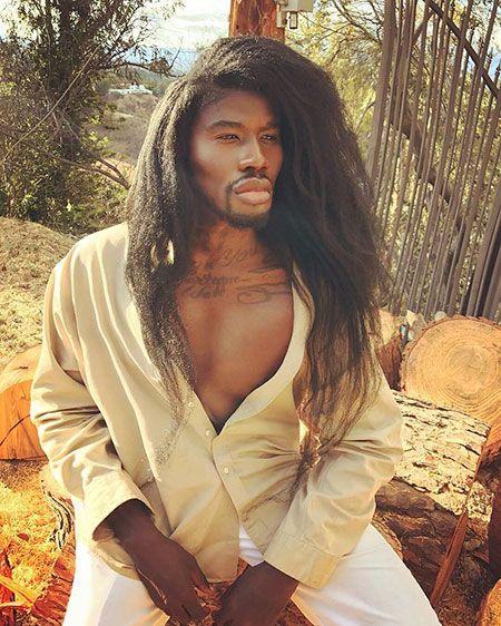 Black Men with Long Hair, Hair Curly Hairtyles Afro, Curly Hair, Hair Men Long Black.