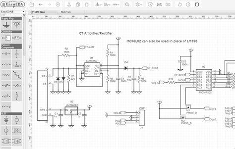Schematic Pcb Layout Circuit Simulator Circuit Design Electronic Circuit Design Circuit Simulator
