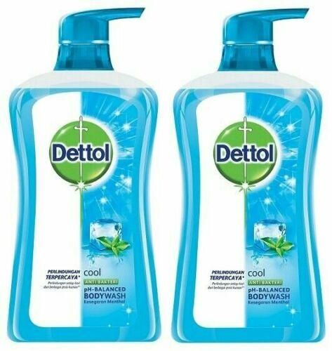 Dettol Cool Body Wash 625ml Pack Of 2 Body Cool Stuff