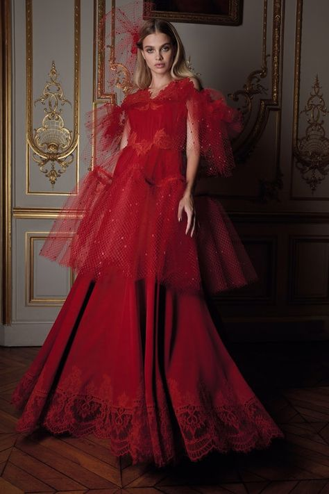 Alexis Mabille   Haute Couture - Autumn 2019   Look 4