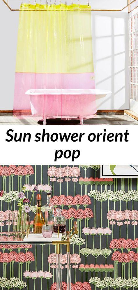 Sun shower orient pop
