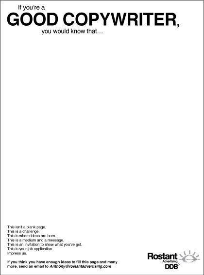 10 Of The Most Creative Recruitment Ads That Are Just A
