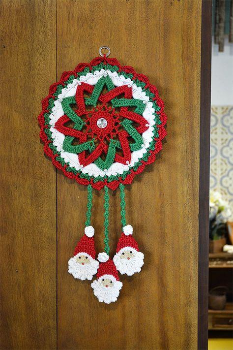 Receita Guirlanda de Natal com Barbante Barroco MaxColor - Blog do Bazar Horizonte