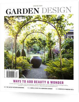 Get The Best Garden Photography In The World When You Subscribe To Garden Design Magazine Inside The Garden Design Magazine Garden Design Small Garden Design