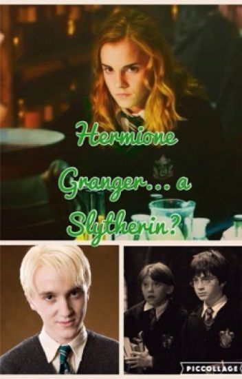 Hermione Granger    A Slytherin? | Girl | Hermione granger, Harry
