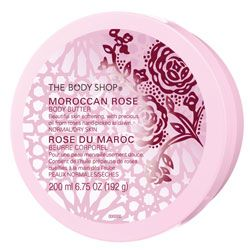 Love the Moroccan Rose Body Butter