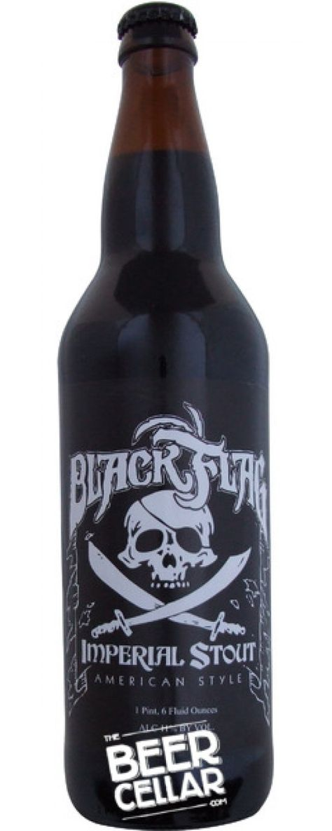 Buy Beer Valley Black Flag Imperial Stout (650ml Bottle) Beer online in…