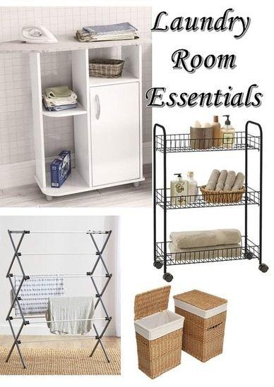 Laundry Room Look Laundry Basket Lined Wicker Basket Organizing