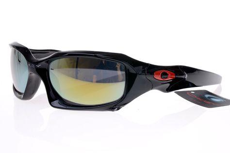 60fcf82cb2 Oakley Gascan Sunglasses Black Frame Colorful Lens 0506