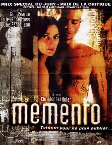 Ver Memento 2000 Online Ver Peliculas Espanol Online Gratis En Full Hd Peliculasonlinetv Info Espanol Onl Films A Suspense Guy Pearce Christopher Nolan