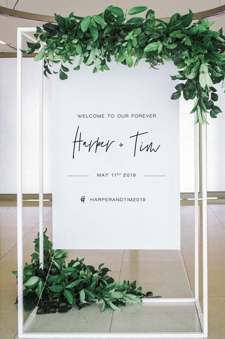 Minimalist Wedding Welcome Sign Printable Template Editable Etsy In 2020 Wedding Welcome Signs Wedding Signs Wedding Signage