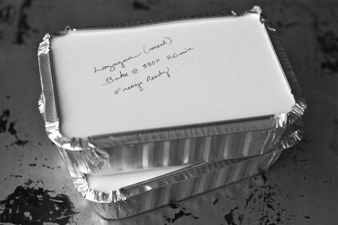 Cooking for Others---A guide to giving sympathy meals