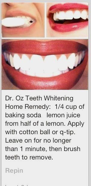 Pin On Teeth Whitening Diy