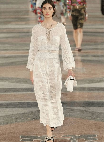 Dress Inspiration from Chanel