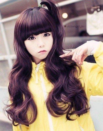 Hair Curly Asian Curls 66 Ideas Hairstyle Curly Hair