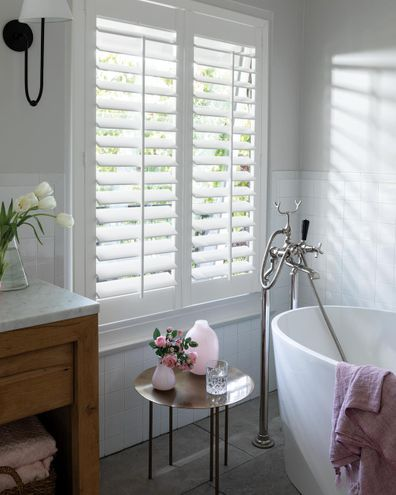 Eco Wood Shutters Wood Shutters Shutter Window Treatments Shutters