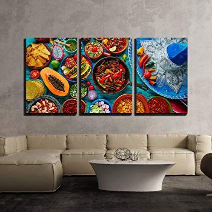 Magic Garden Canvas Wall Art Picture Print ~ VARIOUS SIZES