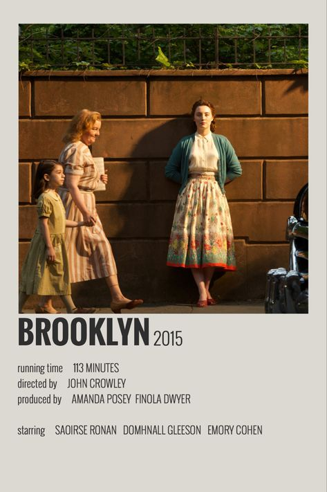 brooklyn (2015) -edwena