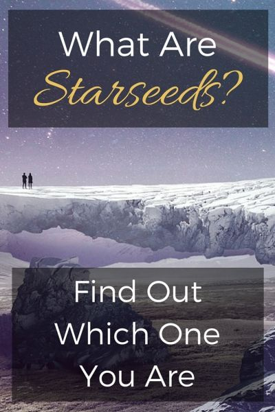 Which Light Being Are You? (Starseeds Quiz)