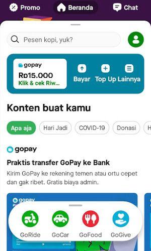 Cara Transfer Saldo Gopay Ke Rekening Bank Seluruh Bank Rekening Bank Aplikasi Ayah
