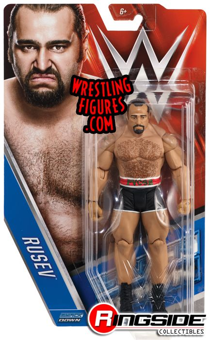 Baron Corbin WWE Mattel Basic 71 Brand New Action Figure Toy Mint Packaging