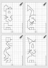 989 best TANGRAMS TETRIS ETC images on Pinterest | Math activities ...