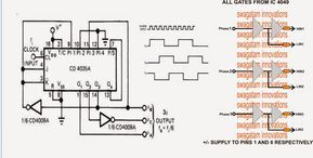 3 Phase Vfd Design And Working Homemade Circuit Projects Circuit Projects Circuit Circuit Design