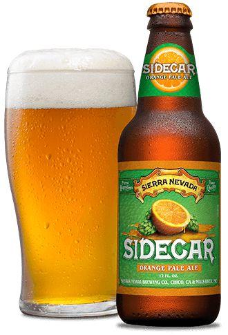 Sidecar® Orange Pale Ale | www.sierranevada.com