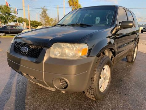 Details About 2005 Ford Escape Xls 4dr Suv In 2020 Ford Escape