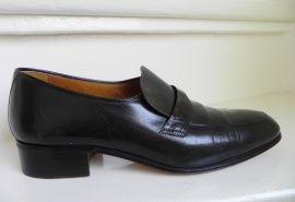 Chaussures Vintage Pour Les Hommes Santoni YatODye2R