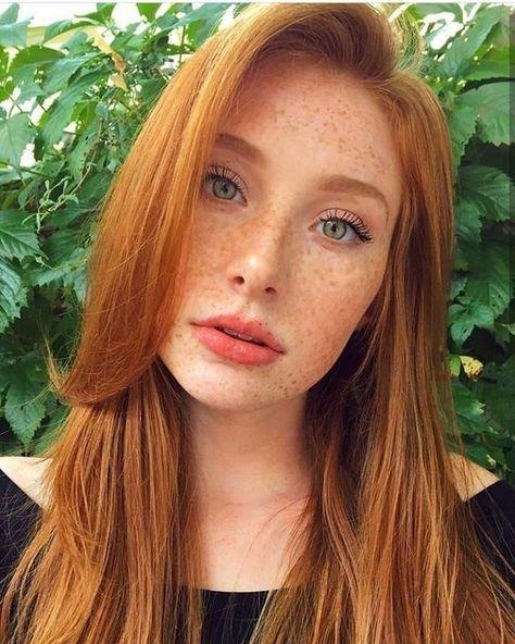 Beautiful Freckles, Beautiful Red Hair, Simply Beautiful, Pretty Hair, Redhead Girl, Brunette Girl, Natural Red Hair, Natural Redhead, Natural Makeup