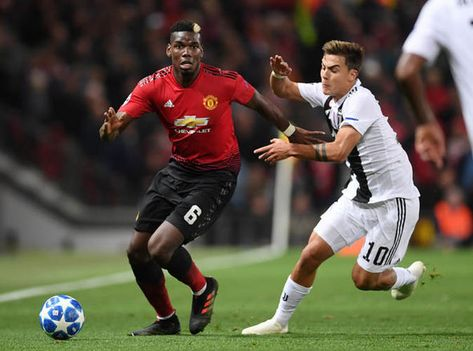 Paul Pogba How Much Did Man Utd Pay Juventus For Paul Pogba What Are His Wages Manchester United Uefa Champions League Paul Pogba