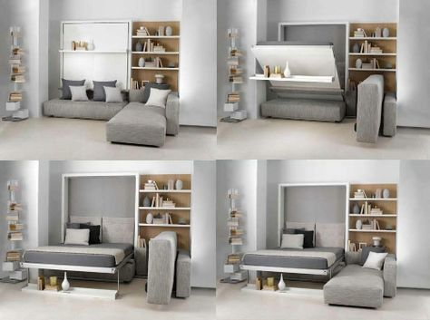 Resource Furniture Innovative For Small Apartments