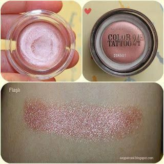 Maybelline Color Tattoo Pink Gold No 65 Maybelline Makeup Maybelline Color Tattoo Maybelline Eyeshadow