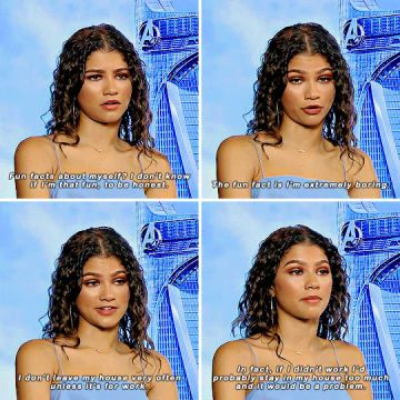 23 Times Zendaya Was The Best Damn Role Model There Is