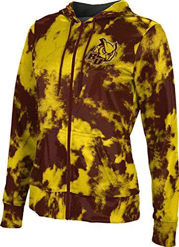 School Spirit Sweatshirt ProSphere Cornell College Girls Zipper Hoodie Grunge