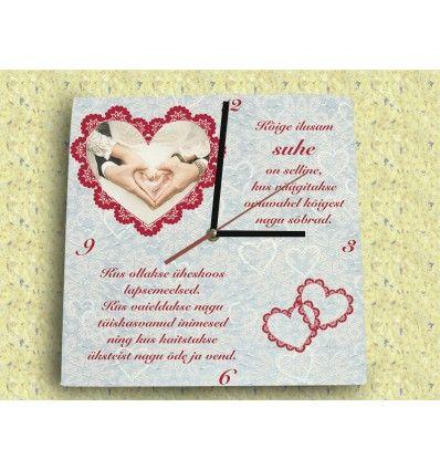 a38d8e32345 Seinakell Ilusaim suhe Kui vajad kingitust pruutpaarile või otsid kinki oma  kallile abikaasale pulma-aastapäevaks