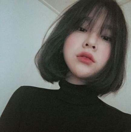 24 Best Ideas Haircut Short Korean Bobs Short Hair With Bangs Hairstyles With Bangs Korean Short Hair