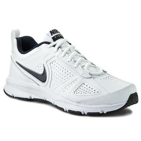 Buty Nike T Lite Xi 616544 101 White Obsidian Blk Mtllc Slvr Nike