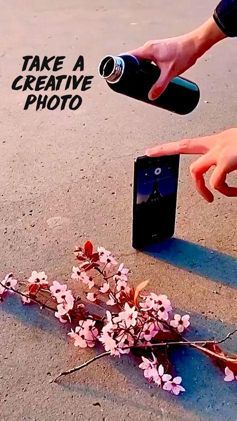 Take a Creative  Photo