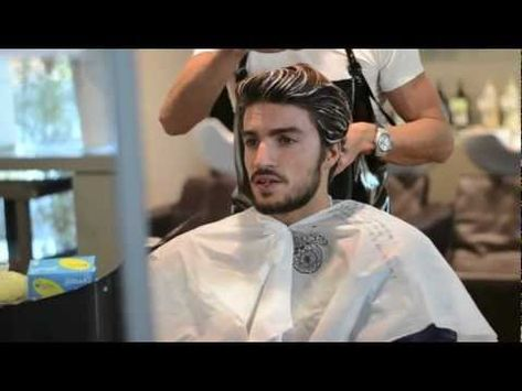 MDV STYLE- FASHION TIPS - HAIRSTYLE MdvStyle Hairstyle Tips - Mariano Di Vaio Mdv Hairstyle Video n2   Street Style Fashion Blogger for men. Tutorial de peinado para hombre. Coiffure pour hommes https://www.facebook.com/bagatelleoficial Bagatelle Marta Esparza . #hairstyle #men #tutorial #mdv