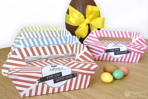 DIY : Chocolate Boxes