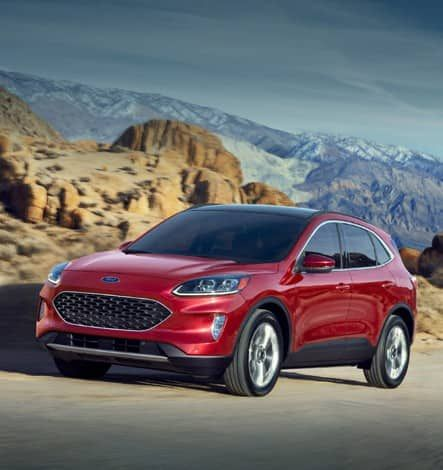 2020 Ford Escape Suv New Hybrid Models Ford Com In 2020 Suv Ford