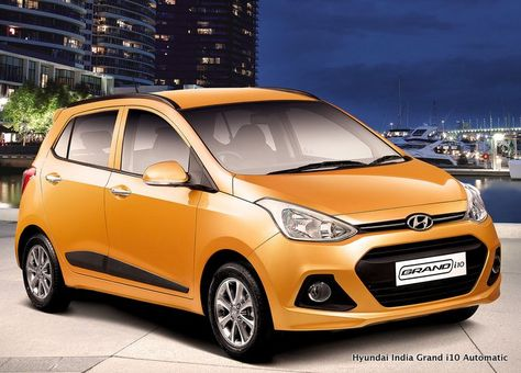 Hyundai To Launch Grand I10 Eon 1 0l New I20 And I10 Sedan By