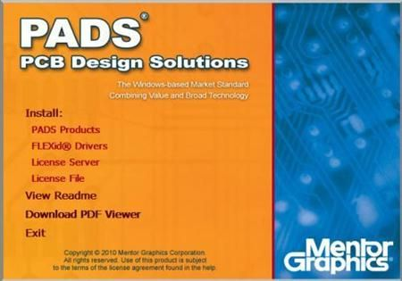 190 00 USD Mentor Graphics PADS 9 5 | Software | Selling